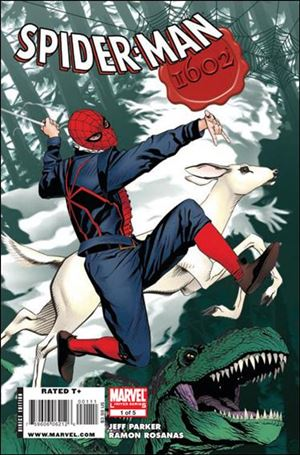 Spider-Man 1602 1-A