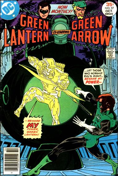 Green Lantern (1960) 97-A by DC