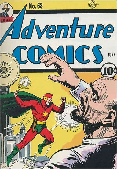 Adventure Comics (1938) 63-A by DC