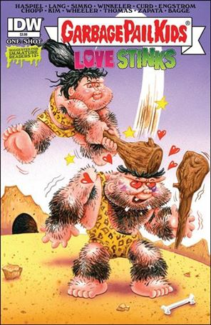 Garbage Pail Kids: Love Stinks One-Shot-A