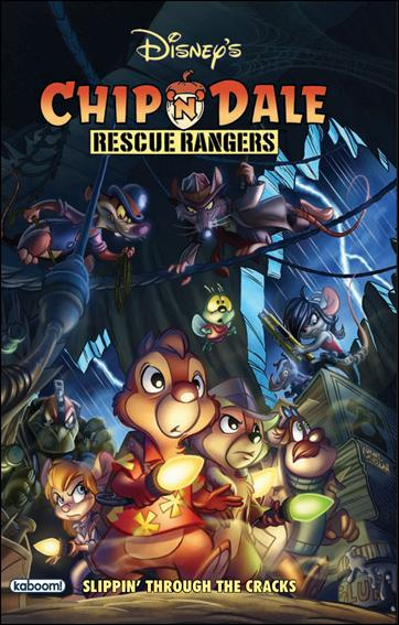 Chip 'n' Dale Rescue Rangers: Slippin' Through the Cracks nn-A by Kaboom!