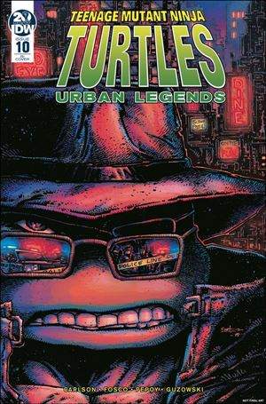 Teenage Mutant Ninja Turtles: Urban Legends 10-C
