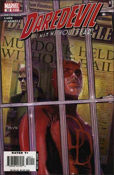 Daredevil (1998) 82-A by Marvel
