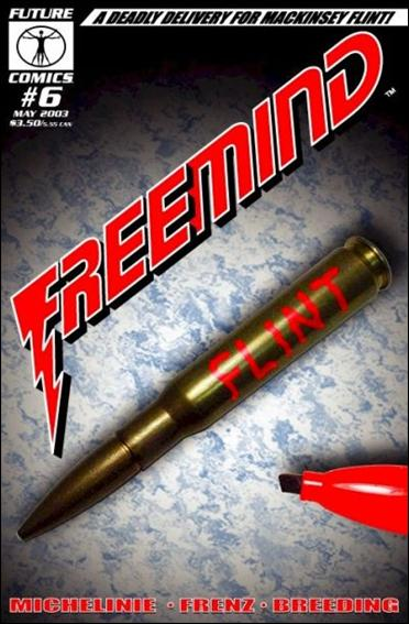 Freemind 6-A by Future Comics
