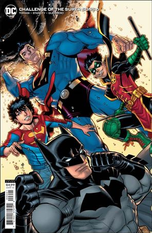 Challenge of the Super Sons 6-B