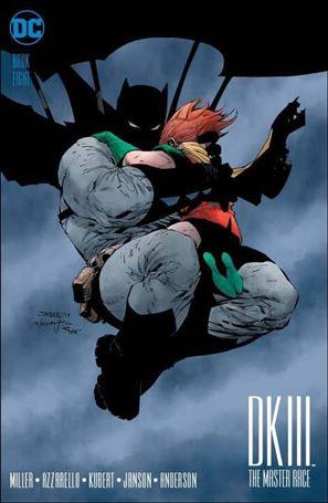 Dark Knight III: The Master Race 8-F