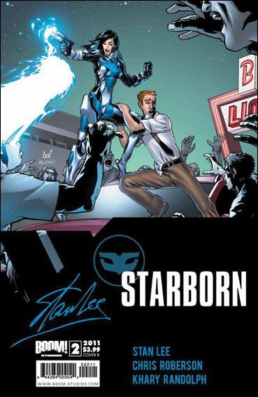 Starborn 2-B by Boom! Studios