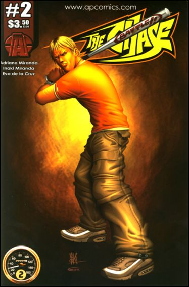 Chase (2004) 2-A by AP Comics