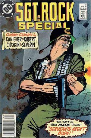 Sgt. Rock Special (1988) 3-A