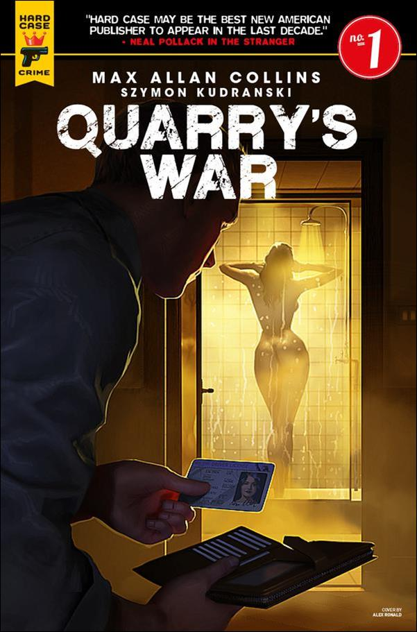 Quarry's War 1-A by Hard Case Crime