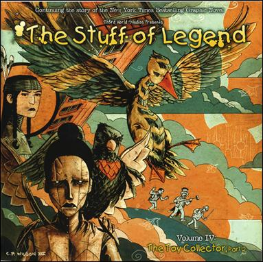 Stuff of Legend (2012) 2-A by Th3rd World Studios