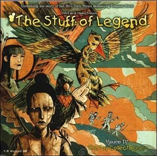 Stuff of Legend (2012) 2-A