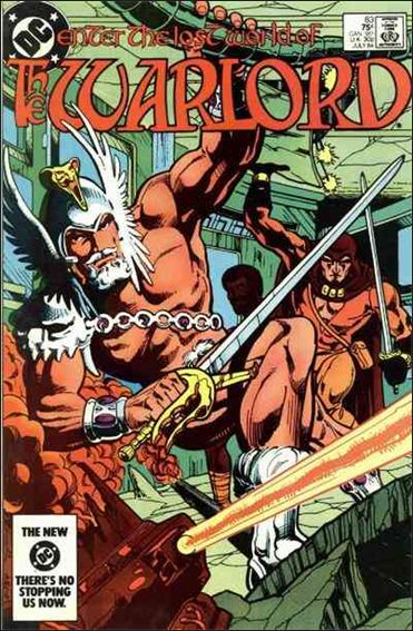 Warlord (1976) 83-A by DC