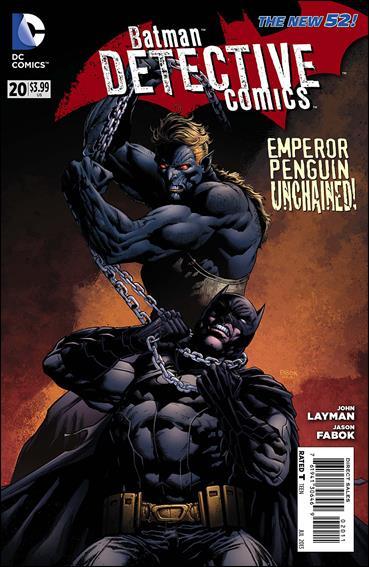 Detective Comics (2011) 20-A by DC
