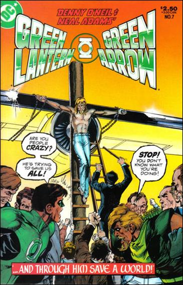Green Lantern/Green Arrow 7-A by DC