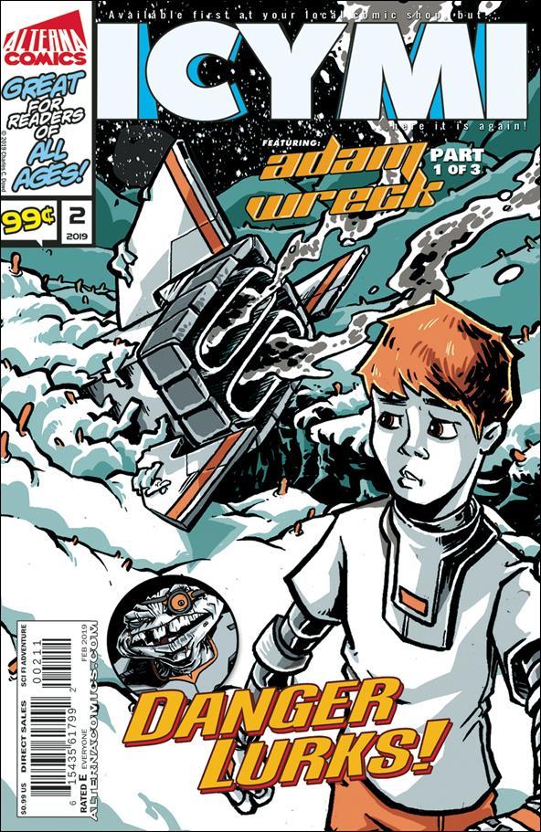 ICYMI 2-A by Alterna Comics