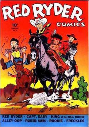 Red Ryder Comics 11-A