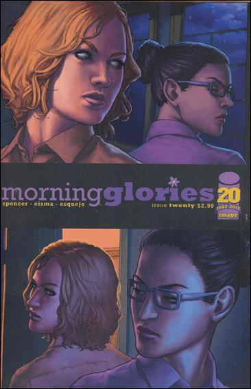 Morning Glories 20-A by Image