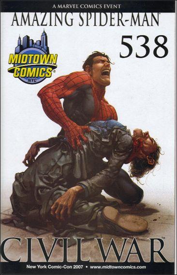 Amazing Spider-Man (1963) 538-C by Marvel