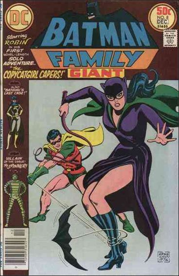 Batman Family 8-A by DC