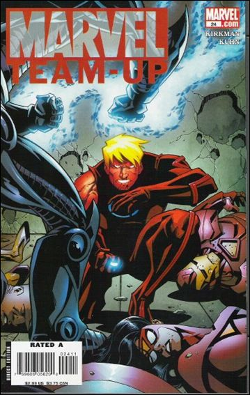 Marvel Team-Up (2005) 24-A by Marvel