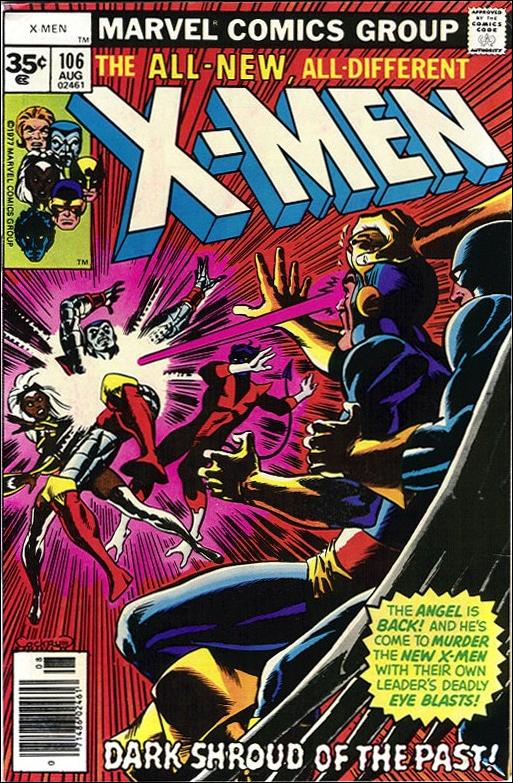 X-Men (1963) 106-B by Marvel