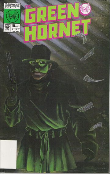 Green Hornet (1989) 10-A by Now Comics