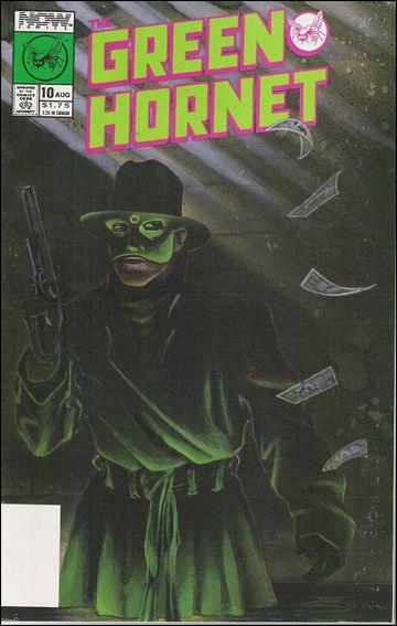 Green Hornet (1989) 10-A by Now Comics