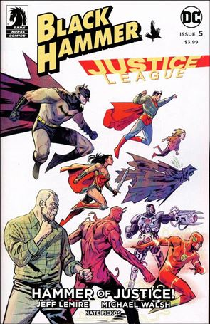 Black Hammer/Justice League: Hammer of Justice! 5-A