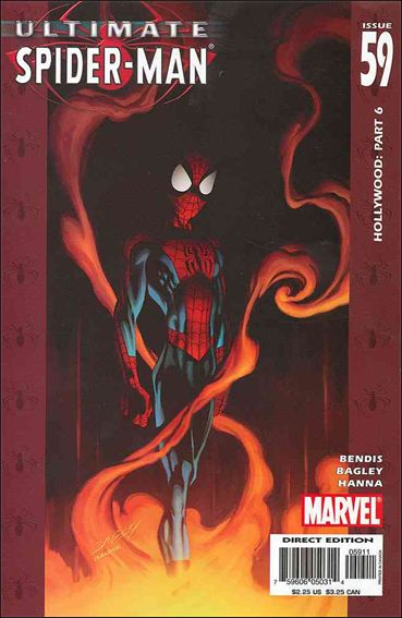 Ultimate Spider-Man (2000) 59-A by Marvel