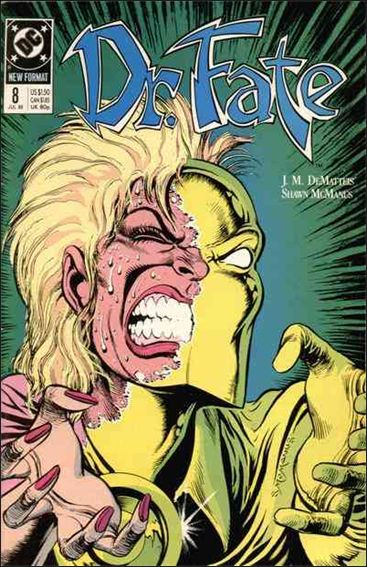 Doctor Fate (1988) 8-A by DC