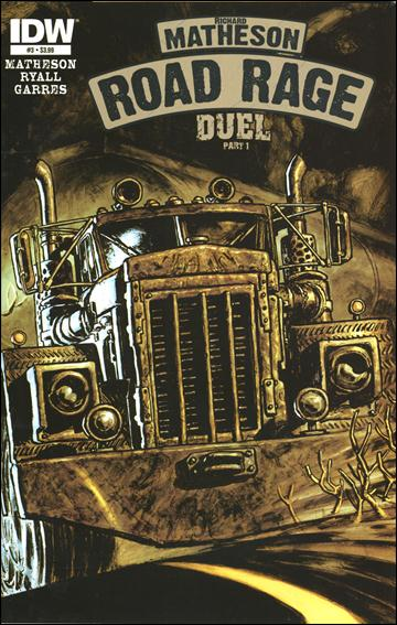 Road Rage: Duel 3-A by IDW