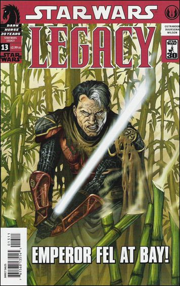 Star Wars: Legacy (2006) 13-A by Dark Horse