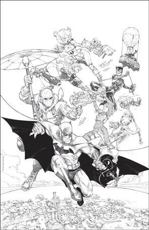 Batman/Fortnite: Zero Point 1-G
