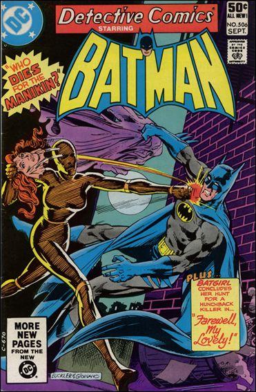 Detective Comics (1937) 506-A by DC