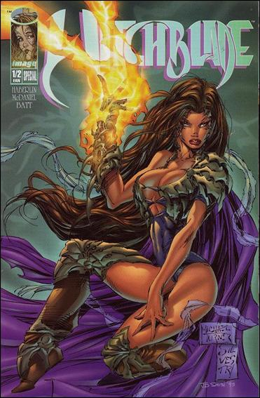Witchblade 1/2-F by Top Cow