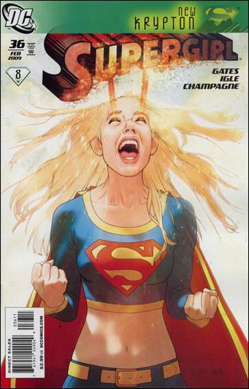 Supergirl (2005) 36-A by DC