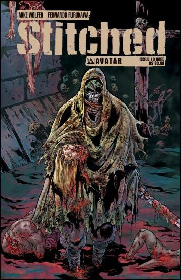Stitched 10-C by Avatar Press