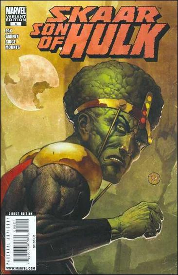 Skaar: Son of Hulk 6-B by Marvel