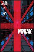 Ninjak (2015) 2-D