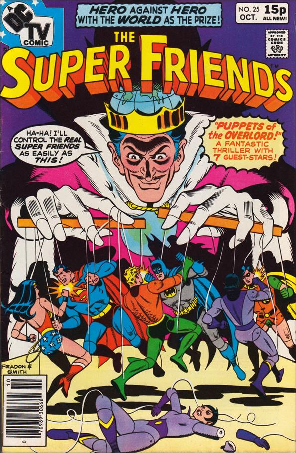 Super Friends (1976) 25-C by DC
