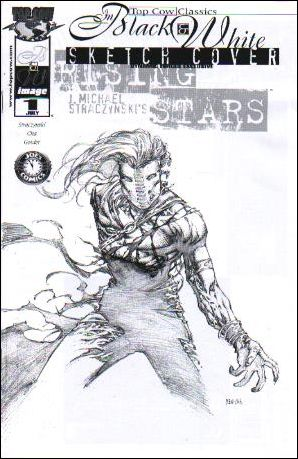 Top Cow Classics in Black and White: Rising Stars 1-B by Top Cow