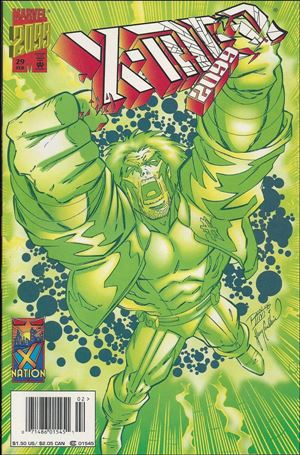 X-Men 2099 29-B