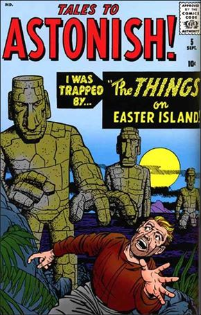Tales to Astonish (1959) 5-A