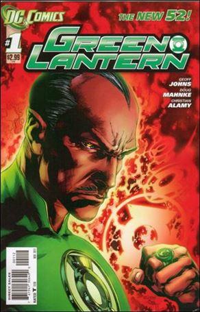 Green Lantern (2011) 1-D