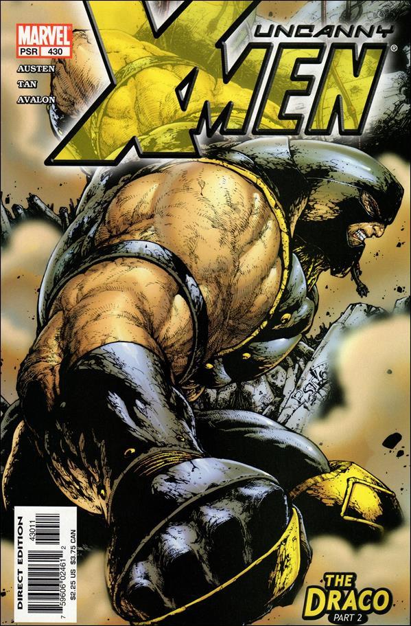 Uncanny X-Men (1981) 430-A by Marvel