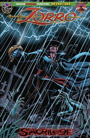 Zorro: Sacrilege 2-B
