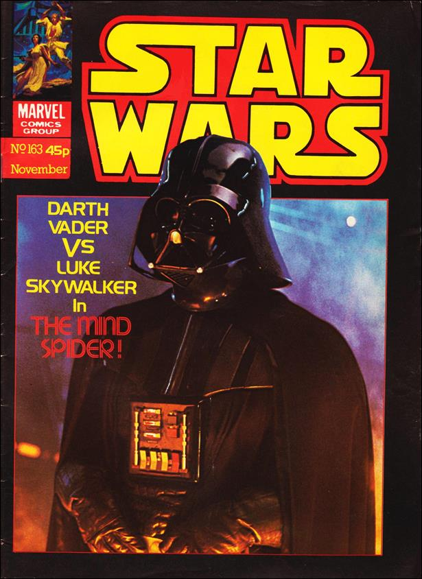 Star Wars Weekly (UK) 163-A by Marvel UK