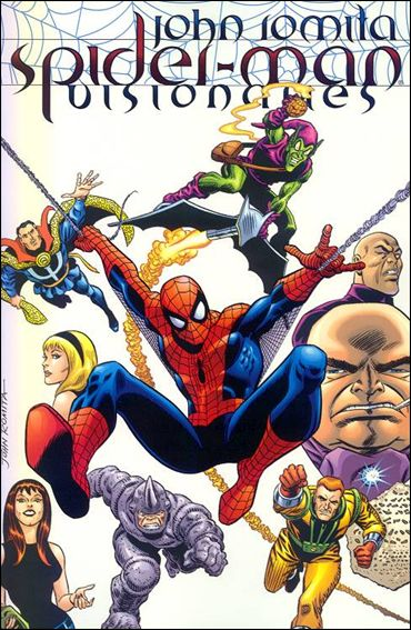 Spider-Man Visionaries: John Romita nn-A by Marvel