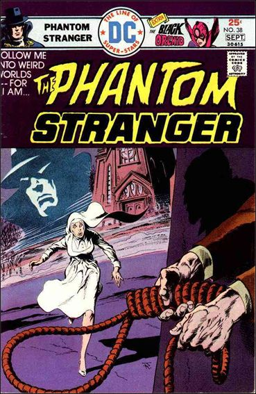 Phantom Stranger (1969) 38-A by DC
